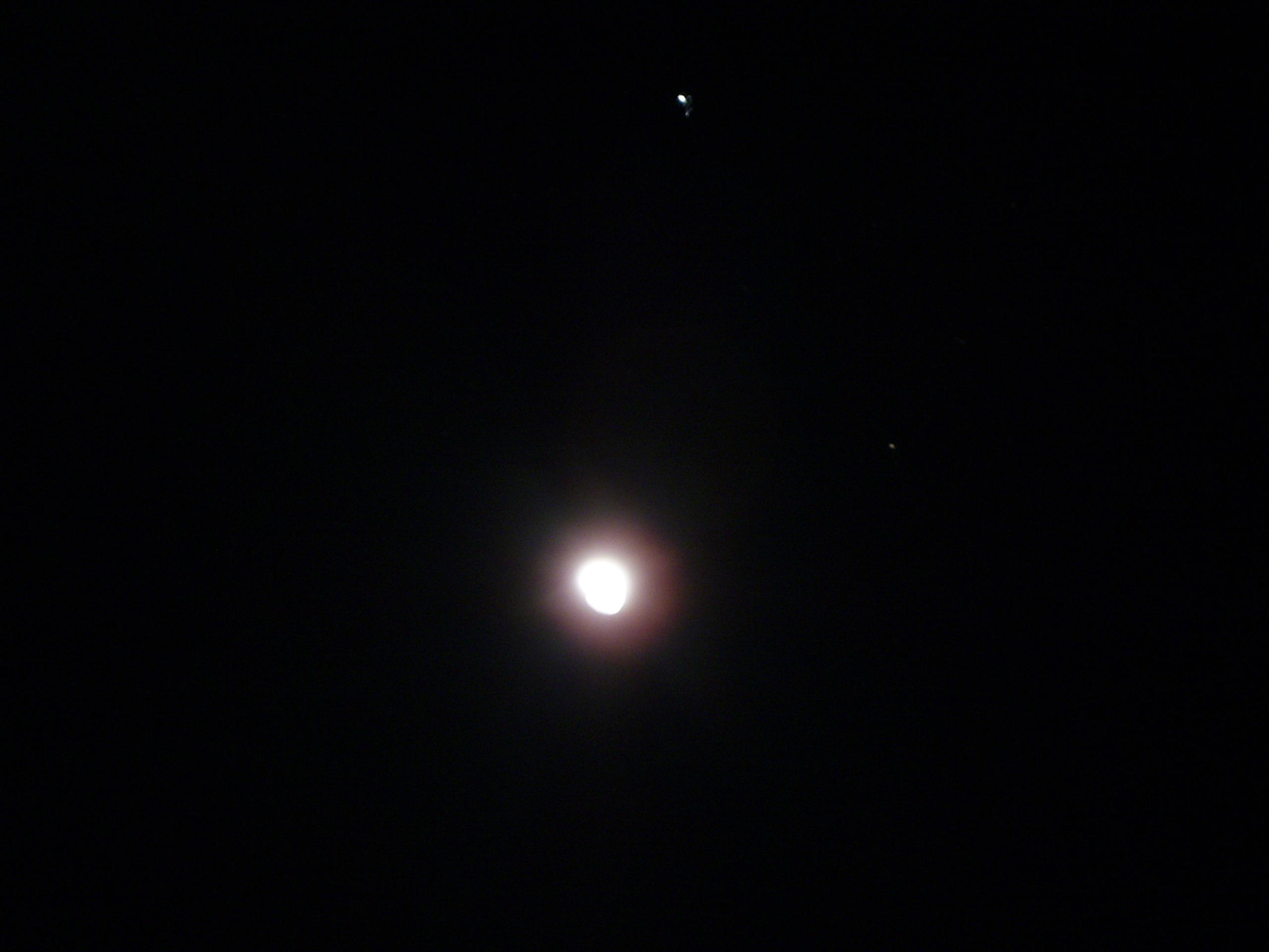 Moon / Jupiter conjunction | Maksim Otstavnov